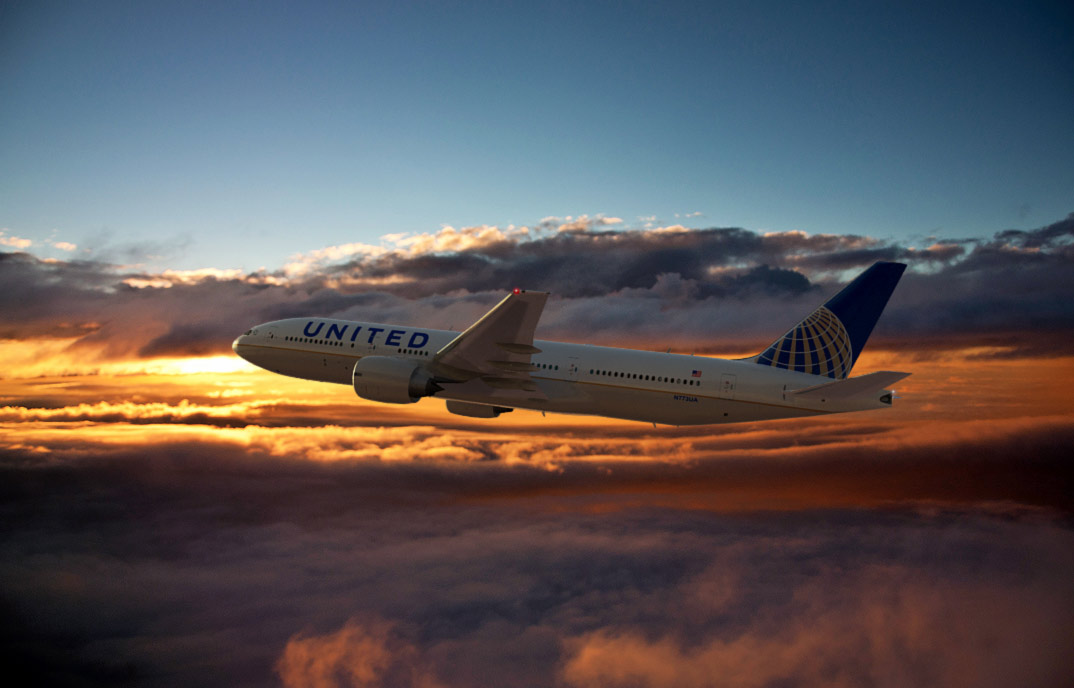 Boeing United 777, 3d aircraft foto 1
