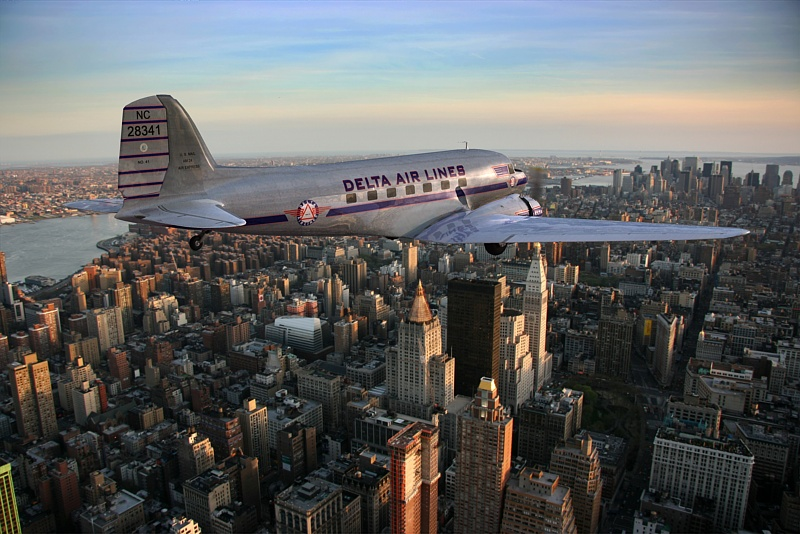 DC-3, 3d aircraft photo 3
