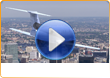 Jetbird, 3D promotional video production and airplane images