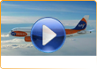 Thomas Cook, 3D promotional video production and airplane images